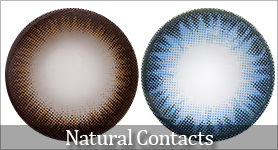 Natural Colored Contacts