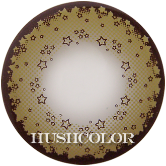 HUSH Mango Star Brown
