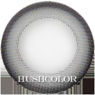 HUSH TT BLACK(toric lens)