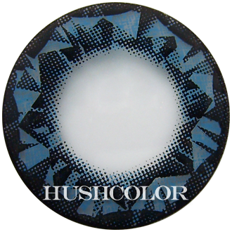 HUSH Diamond blue